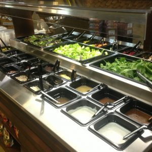 Barons Salad Bar